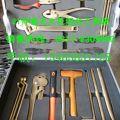 铍铜无磁防爆组合工具箱,21件套无火花组合工具箱